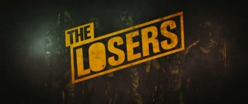 Лузеры / The Losers (2010) HDRip