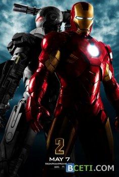 Железный человек 2 / Iron Man 2 (2010) BDRip 720p