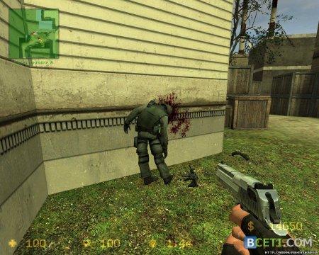 Одесские игровые сервера Counter-Strike Source