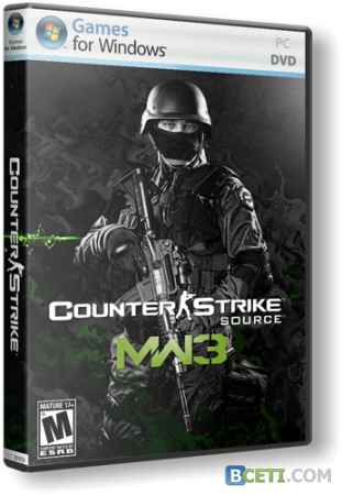 Counter Strike: Source - Modern Warfare 3